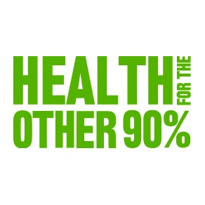 Health for the other 90%